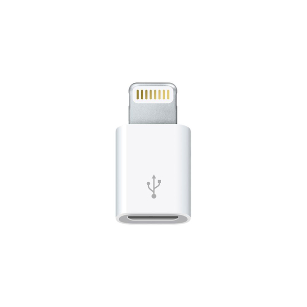 Переходник Apple Lightning to Micro USB Adapter [MD820ZM/A]