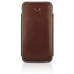 Чехол Beyzacases New The Pouch для iPhone 4 - Brown