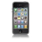 Чехол Case-Mate iPhone 4 Hula Case - Grey
