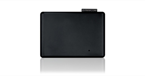 Freecom XXS 1TB USB 2.0 - Black
