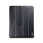 NavJack Vellum for iPad 2 - Chamois Black