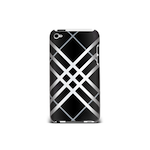 NavJack Argyle for iPod touch - Black Bistre