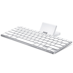 Док-станция со встроенной клавиатурой Apple iPad Keyboard Dock - Russian