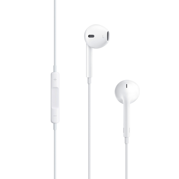 Наушники Apple EarPods with Remote and Mic MD827