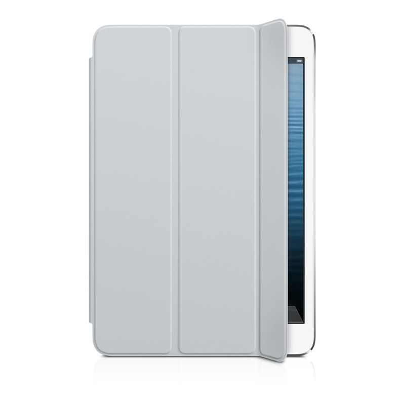 Чехол Apple iPad mini Smart Cover - Light Gray