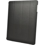 Чехол iCover для New iPad/iPad 2 Carbio Black NIA-MGC-BK