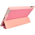 Чехол iCover для New iPad/iPad 2 Carbio Baby Pink NIA-MGC-BP