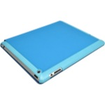 Чехол iCover для New iPad/iPad 2 Carbio Sky Blue NIA-MGC-SB
