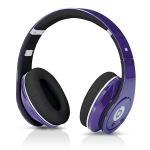 Наушники Monster Beats by Dr. Dre Studio с пультом ControlTalk (purple)
