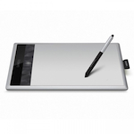 Графический планшет Wacom Bamboo Fun M Pen + Touch Medium, [CTH-670S-RUPL]