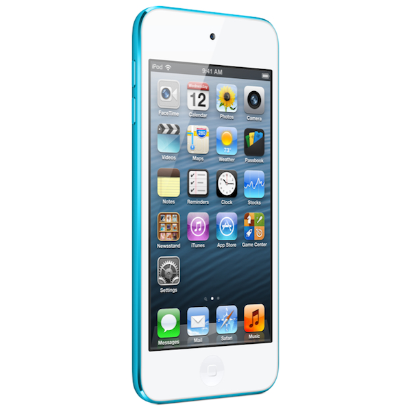 Apple iPod touch 5 32GB - Blue - [MD717RP/A]