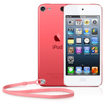 Apple iPod touch 5 32GB - Pink - [MC903RP/A]