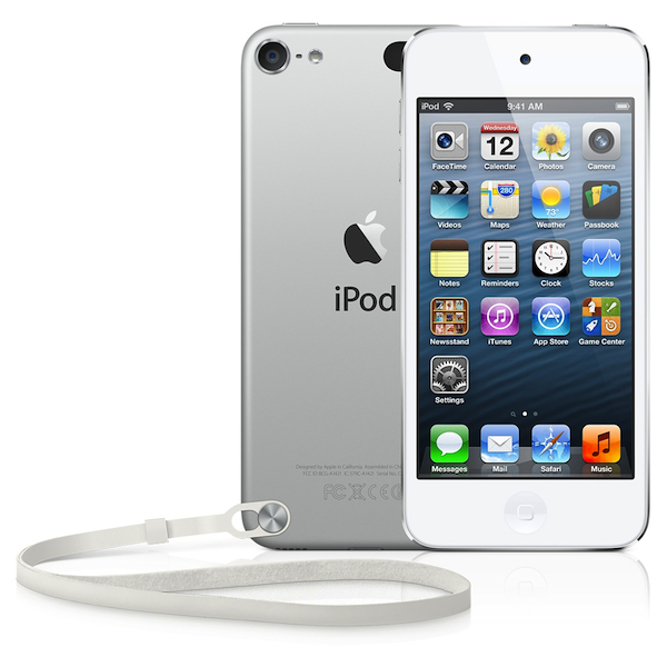 Apple iPod touch 5 16GB - Silver