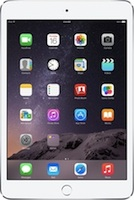 Apple iPad mini 3 Wi-Fi + Cellular 64GB - Silver