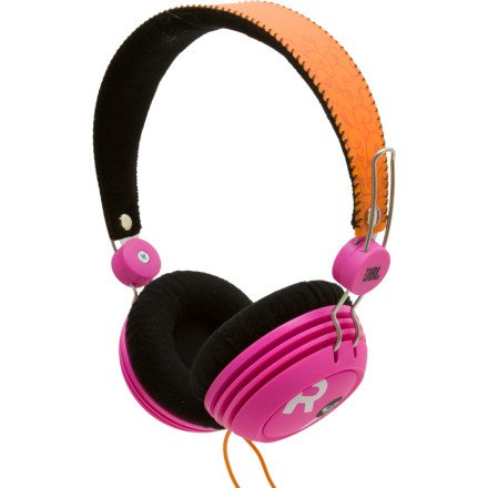 Наушники JBL/ROXY REFERENCE 430 ORANGE/PINK