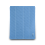 "Чехол NavJack ""Corium J012-86"" для Apple New iPad, голубой  - Ceil blue"