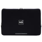 "Tucano Elements Second Skin for MacBook Pro 17"" - Чёрный"